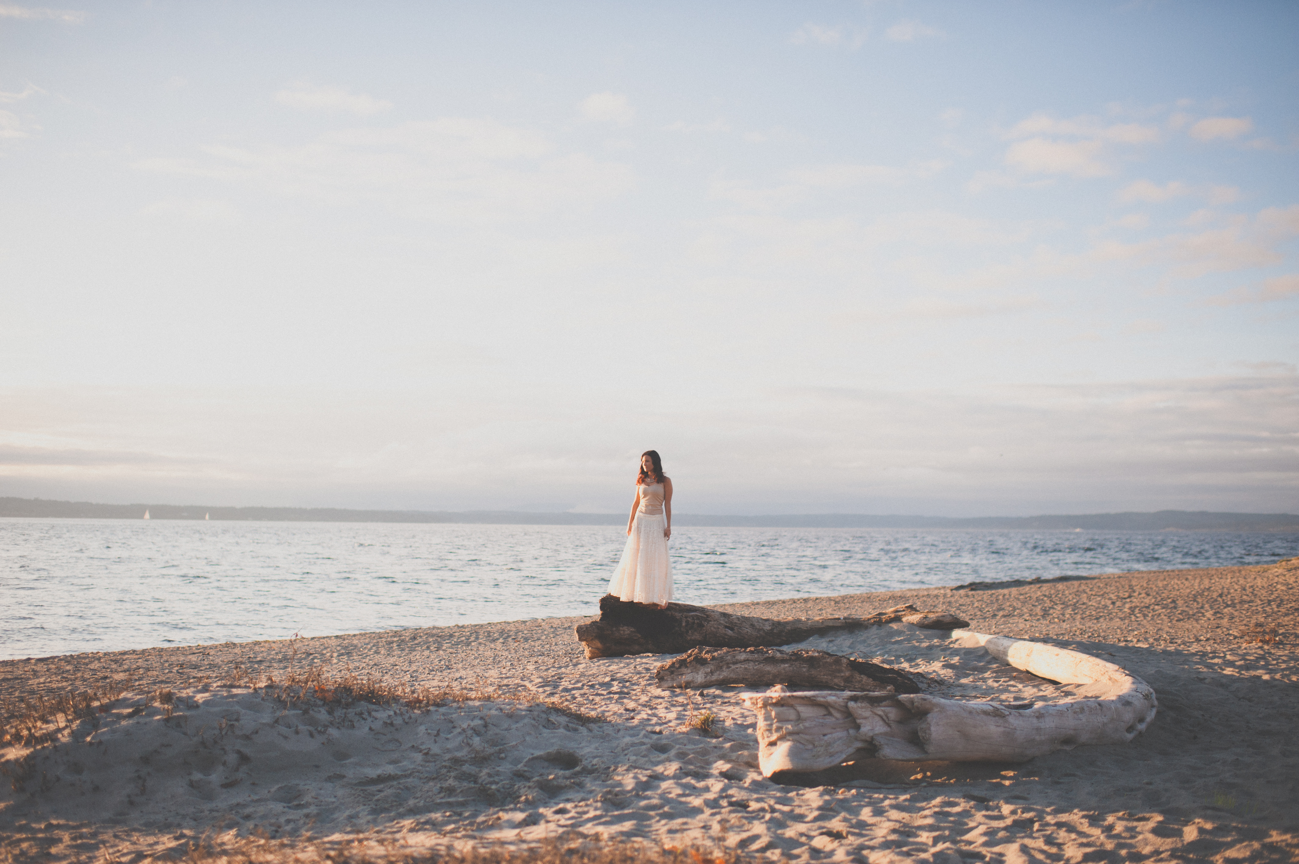 Winter Beach Portraits Golden Gardens Seattle Wedding Photography Blue Rose Pictures Seattle