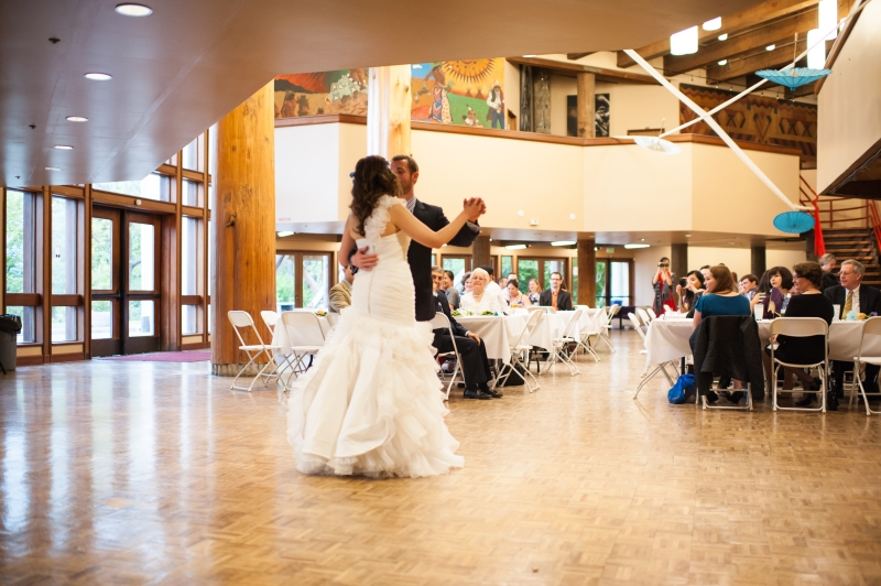 daybreak star indian center wedding