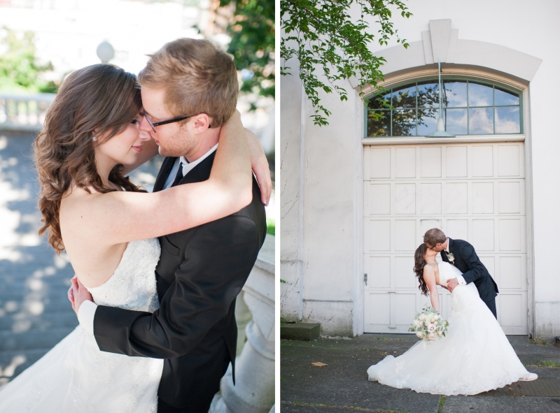 tacoma urban grace church wedding