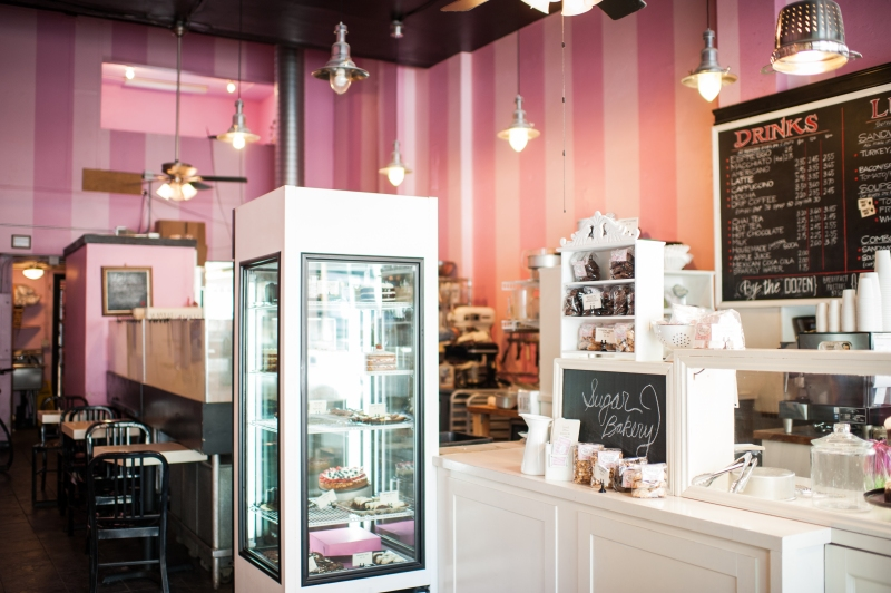 sugar bakery and cafe