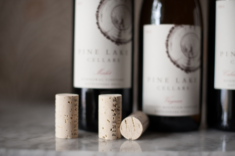 Seattle Winery Product Photographer