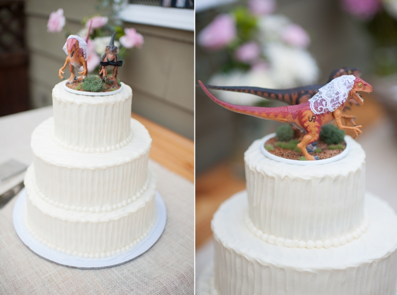 seattle wedding cake