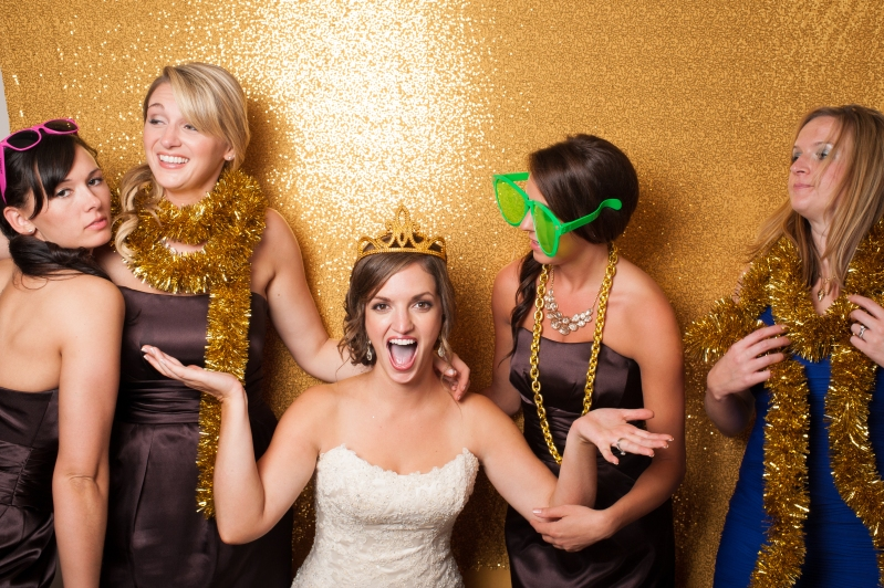 seattle wedding photobooth