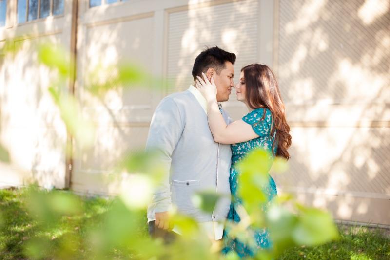 uw engagement photography