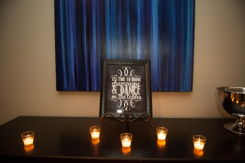 The W Hotel Seattle Wedding