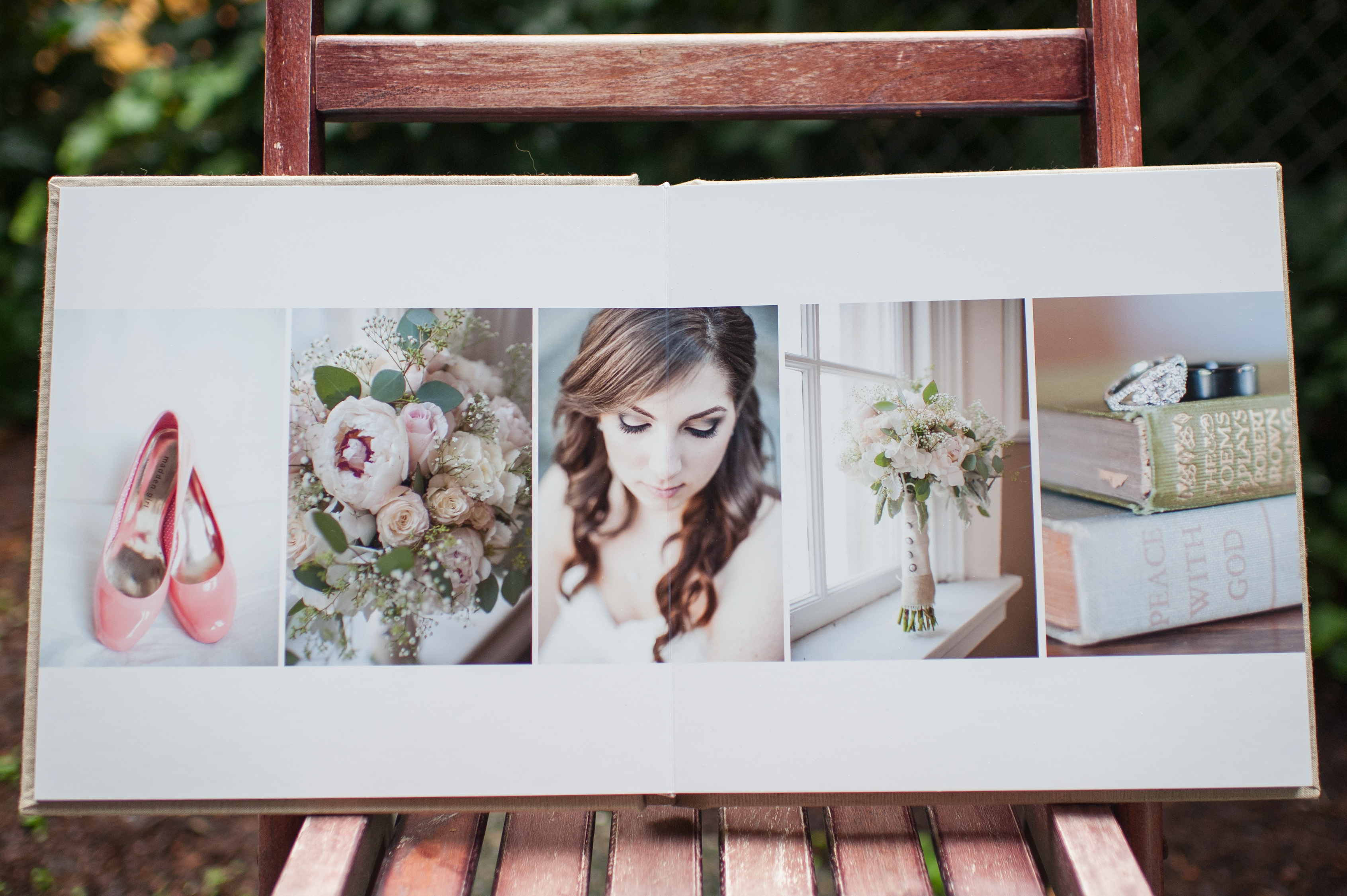 wedding albums and design seattle wedding photographers