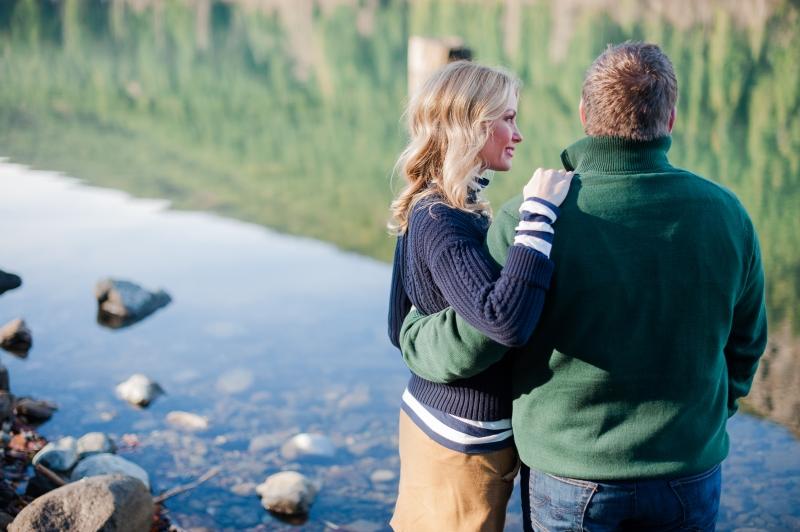 rattlesnake lake engagement
