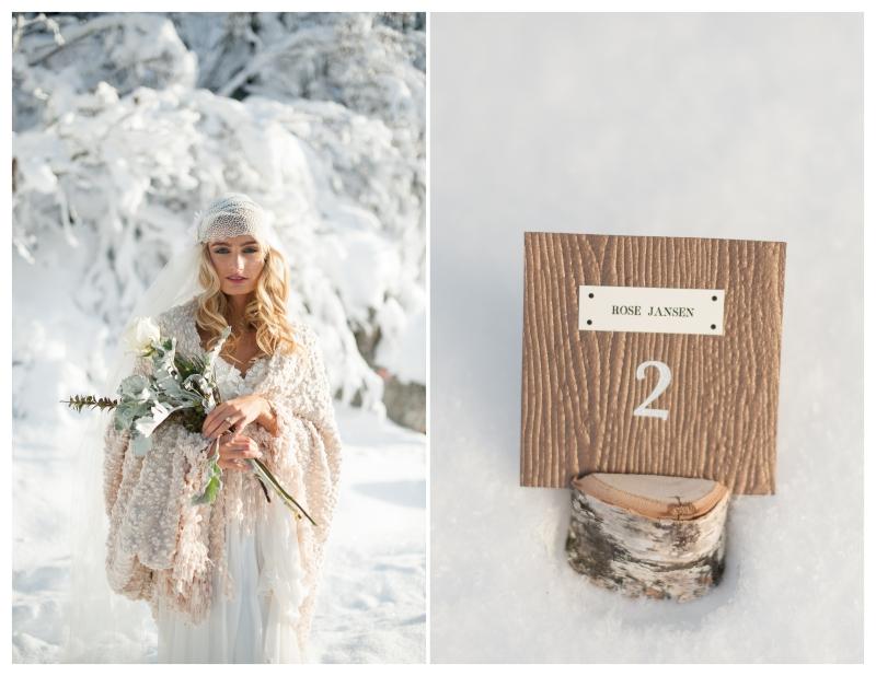 seattle winter wedding inspiration