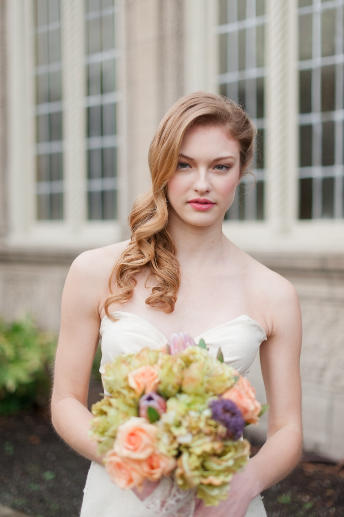 seattle wedding hair and makeup