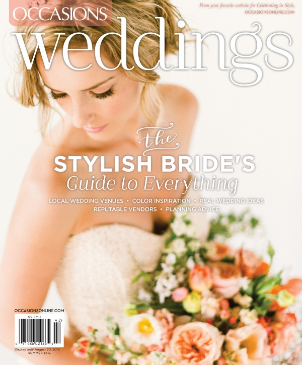 occasions weddings magazine feature new years eve wedding