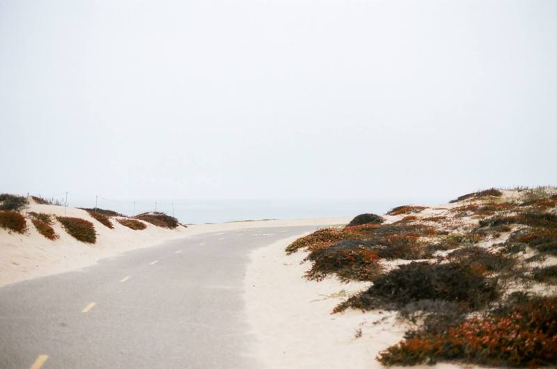 monterey ca sand dunes