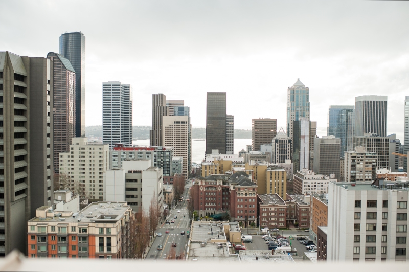 seattle photographer city skyline