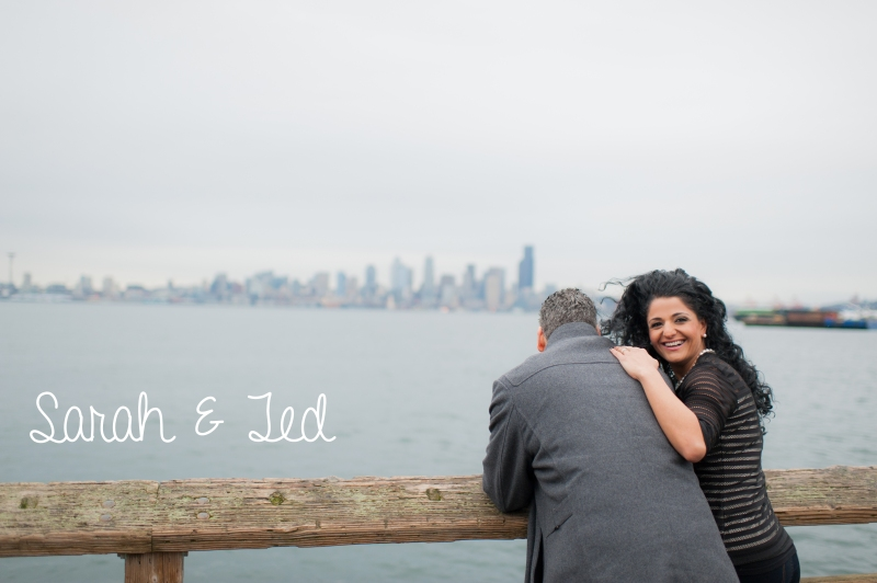 West Seattle Engagement Session