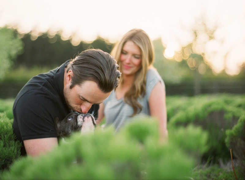 whidbey island engagement photography film