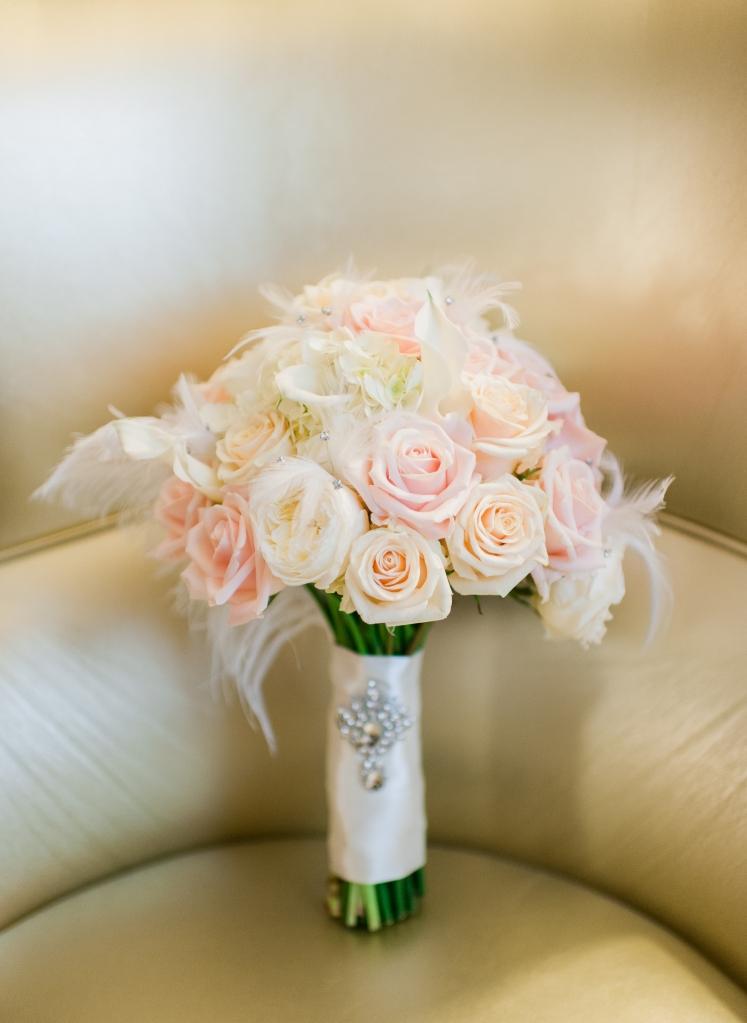hotel monaco seattle bridal bouquet