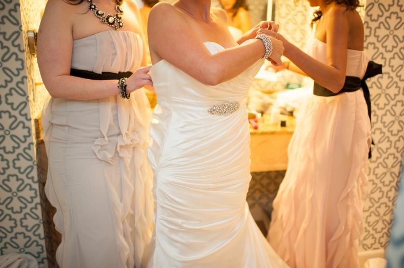 Hotel Monaco Wedding Seattle