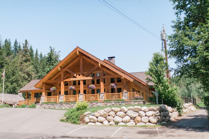 Mountain Springs Lodge Wedding