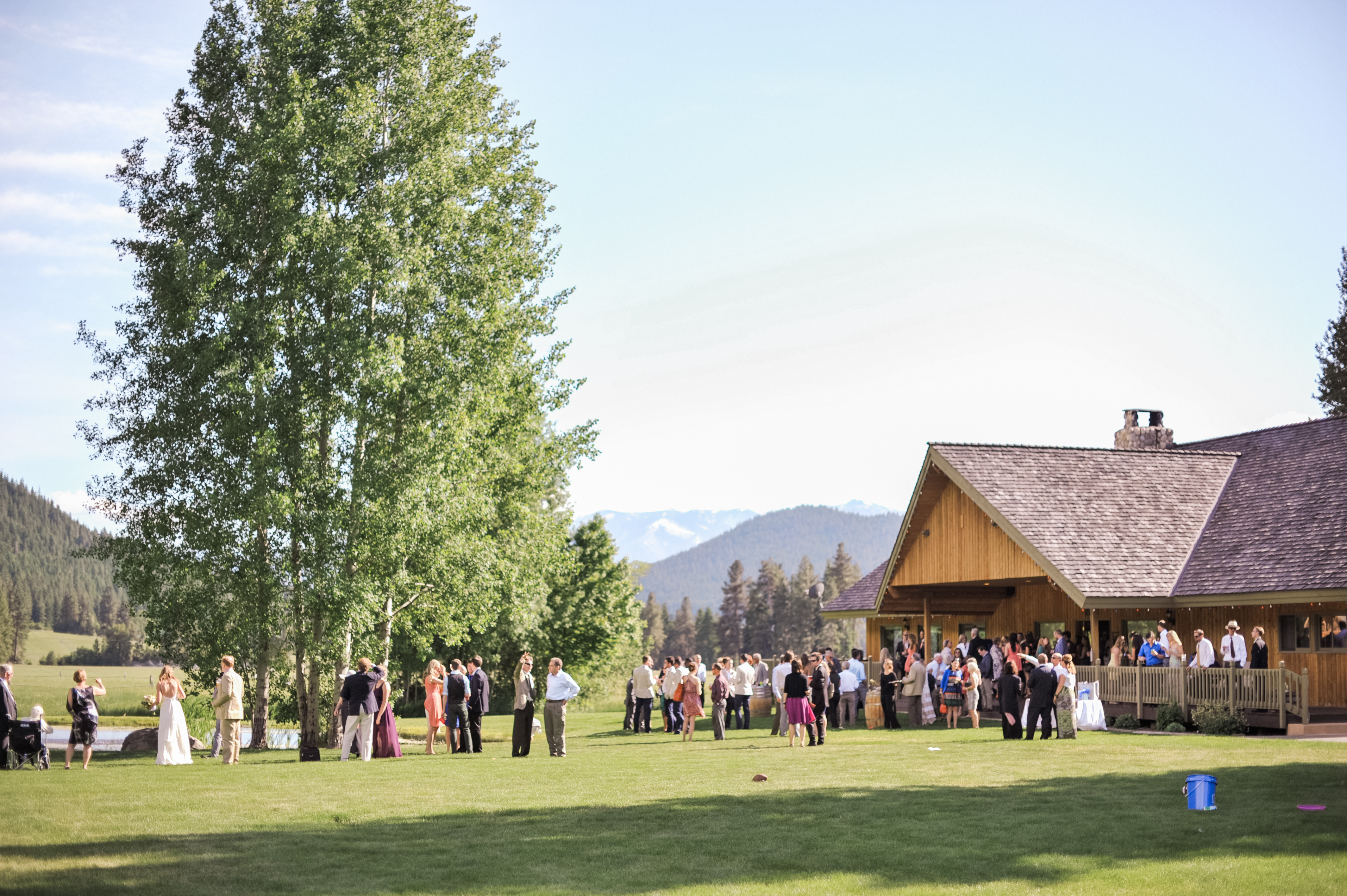 Mountain Springs Lodge Wedding (Chelsea & Andrew)