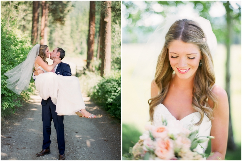 mountain springs lodge wedding leavenworth wa