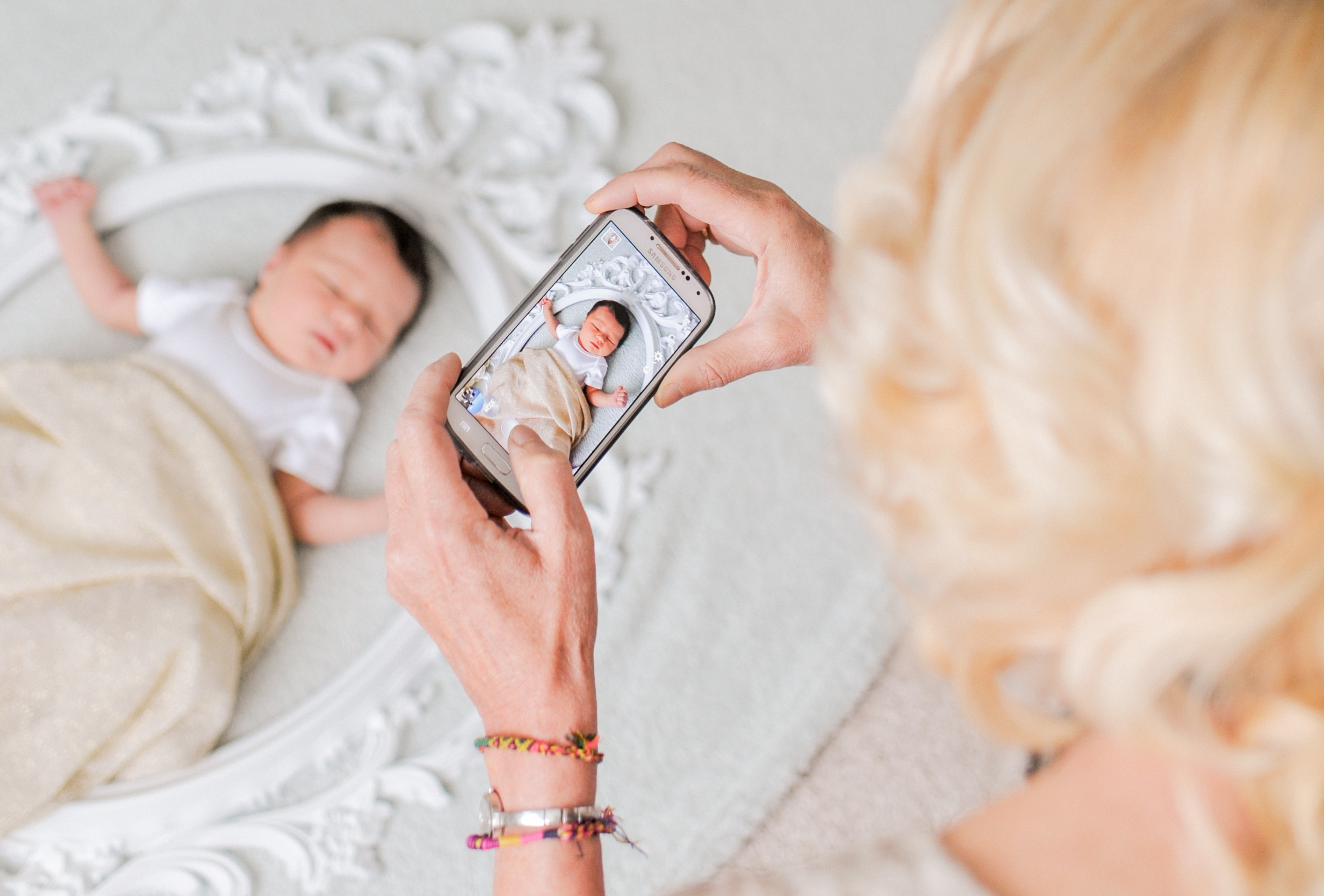Seattle Newborn Photography – Baby Lenex | Blue Rose ...