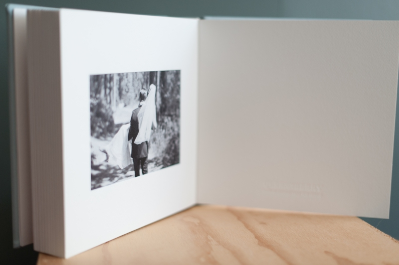 seattle luxury wedding albums queensberry