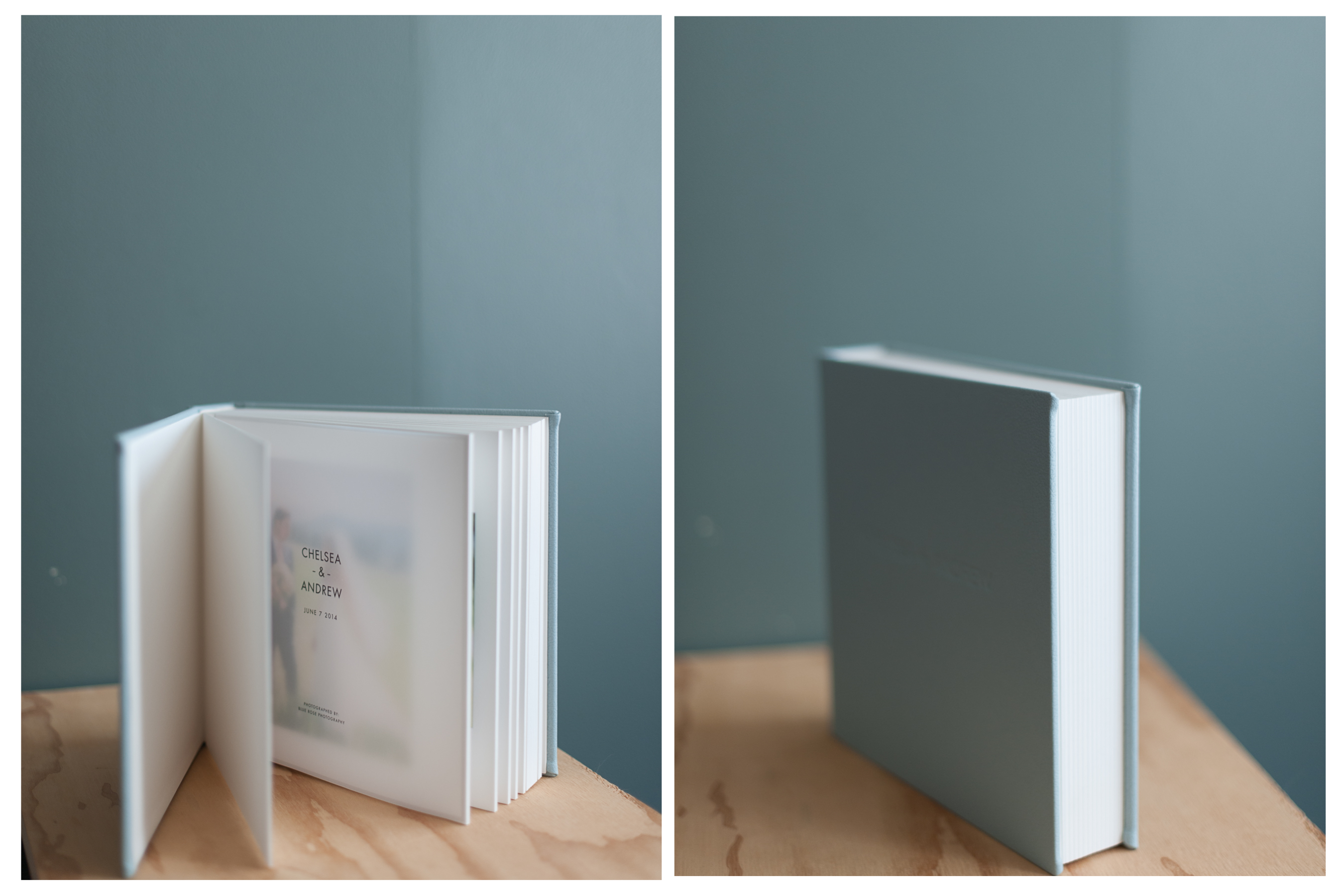 Luxury Wedding Albums – Queensberry | Blue Rose Pictures Seattle ...