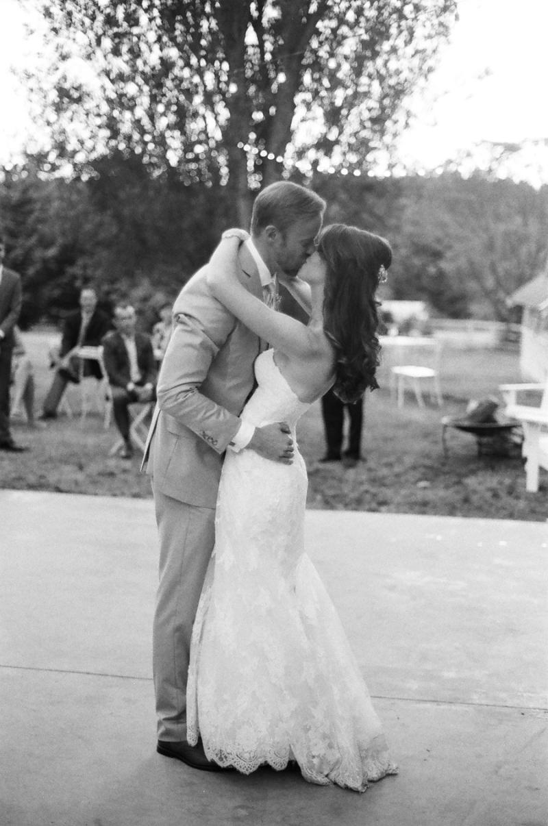 film  wayfarer farm wedding whidbey island photography