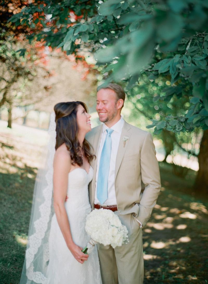 film contax wayfarer farm wedding whidbey island photography