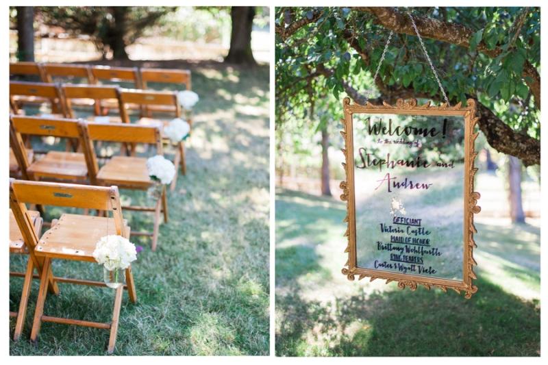 wayfarer farm wedding whidbey island photography
