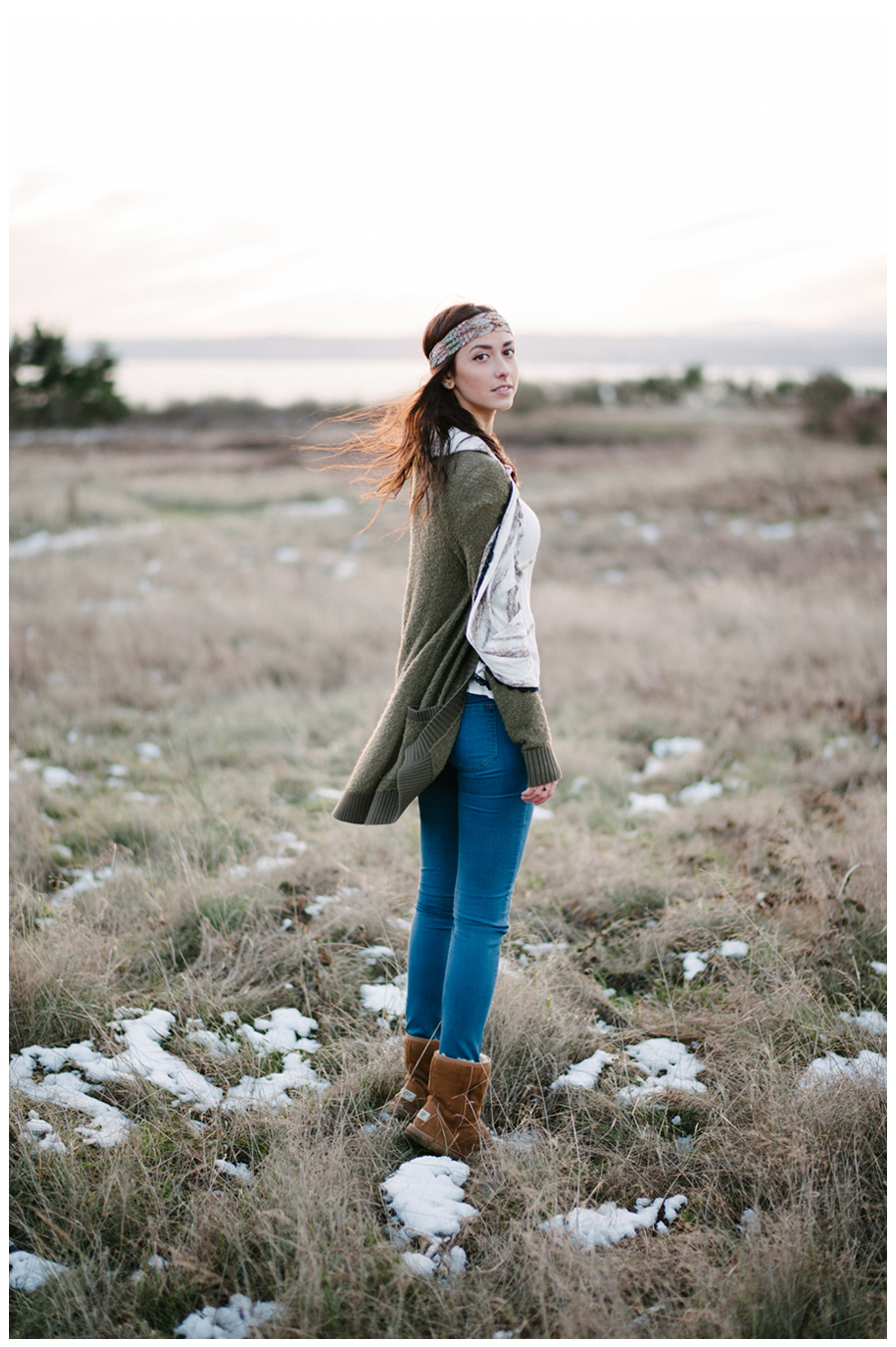 Bohemian Fashion Shoot in Seattle – Tahlia | Blue Rose ...