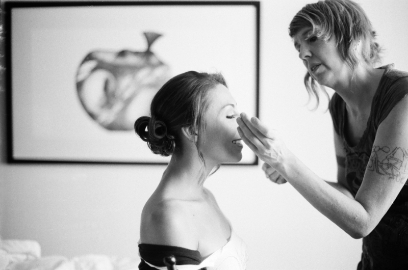 seattle fine art film photographer wedding