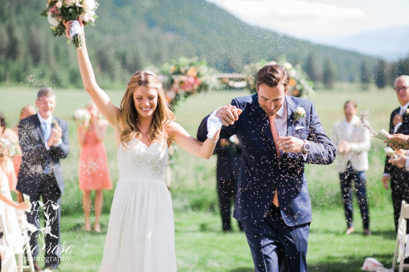 mountain springs lodge wedding photographer