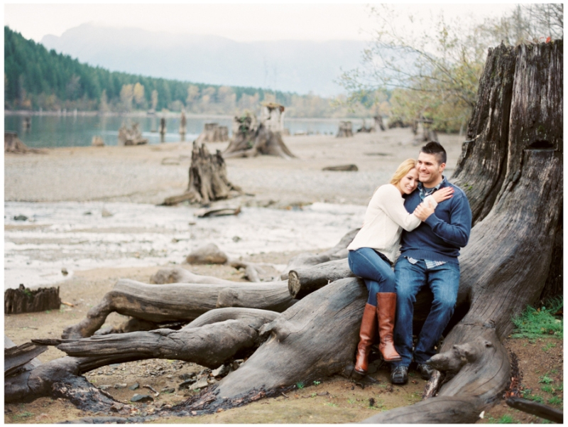 rattlesnake lake wedding photographer