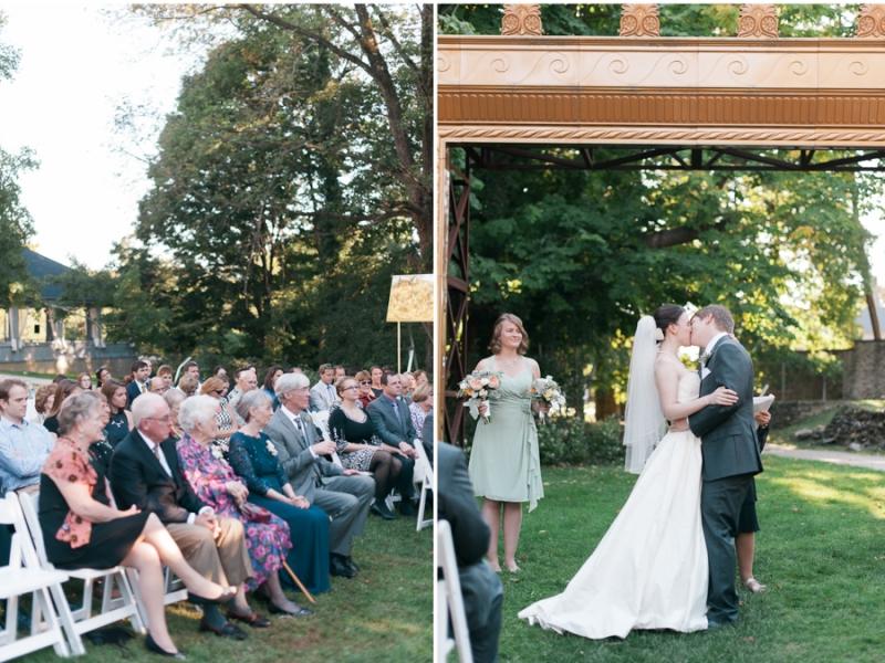 philadelphia wedding photographer abington art center
