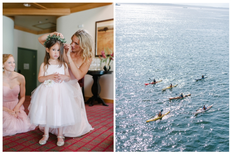 Edgewater hotel wedding seattle