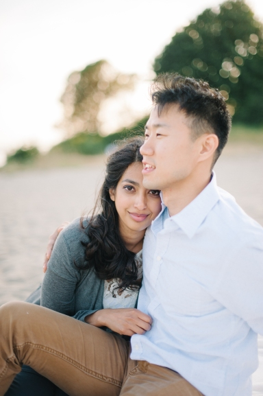 discovery park engagement photos seattle