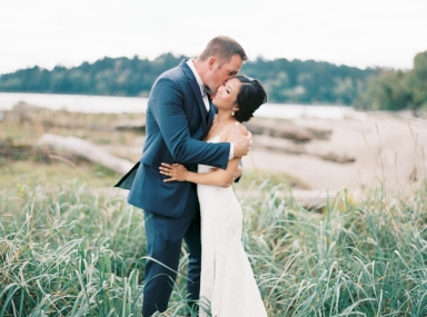 vashon island wa wedding