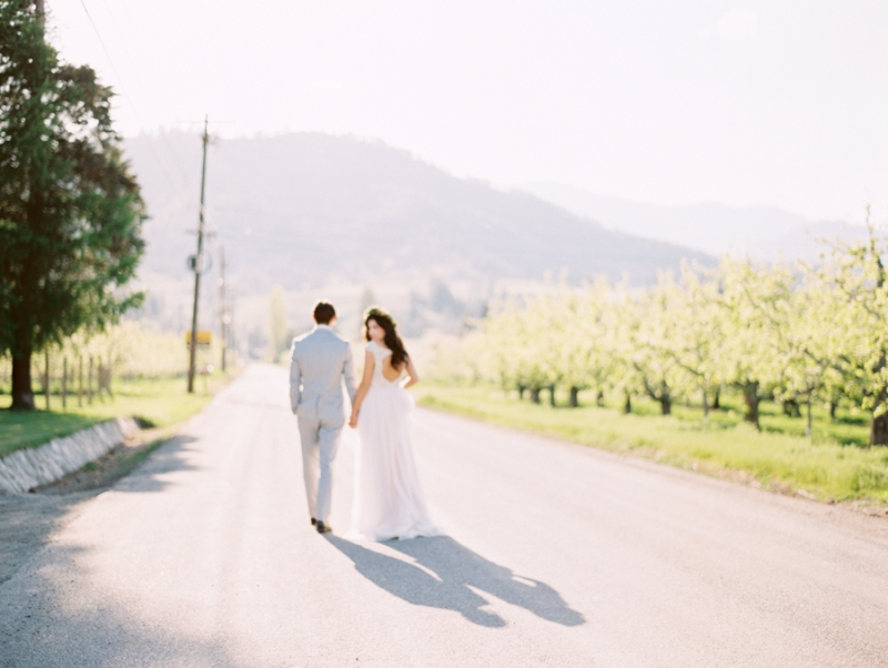 leavenworth wa orchard wedding film