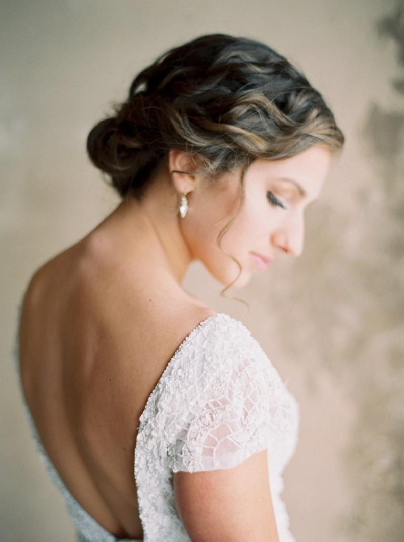 fuji 400h fine art film bridal portrait seattle wedding photographer