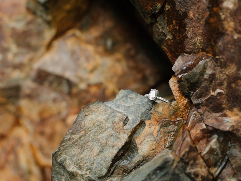 franklin falls snoqualmie engagement photos