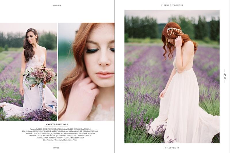 Woodinville Lavender Farm Adorn Magazine