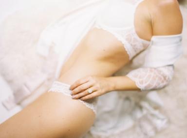 Seattle loft fine art boudoir photography