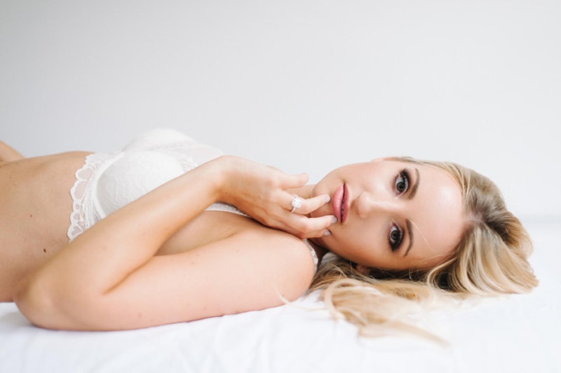 Seattle Bridal Boudoir Photographer