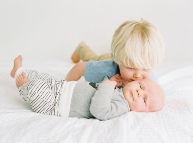 seattle film newborn and baby photographer