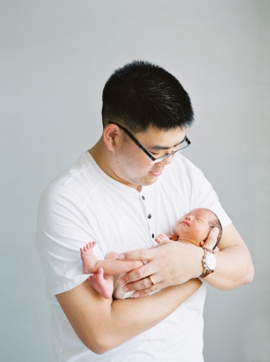 Seattle Newborn Photographer film