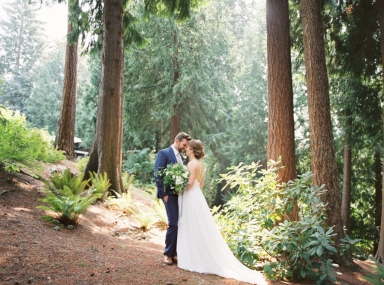 Seattle Film Wedding Photographer