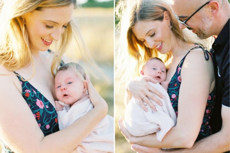 seattle newborn photographer film